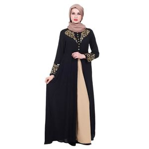 ROBE MyBatua Abaya avec Hijab Jilbab Vêtements islamiqu