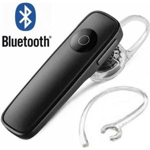 OREILLETTE BLUETOOTH Oreillette Bluetooth Kit Mains-libres Universel