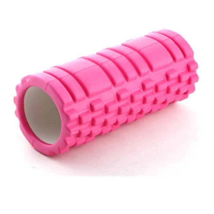 Rouleau de Massage Musculaire Relaxation de Muscle Yoga Sport Exercises Equilibre Physique