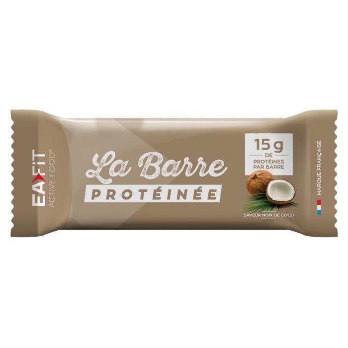 EAFIT La Barre protéinée Noix de coco - 46 g