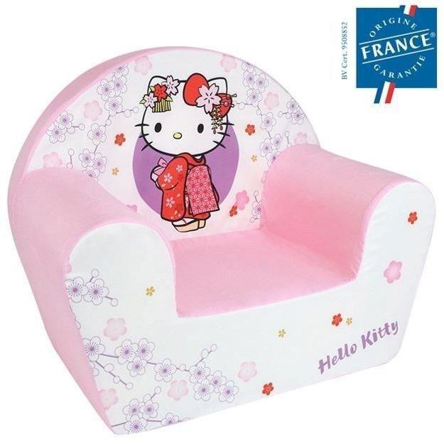 HELLO KITTY Fauteuil club enfant