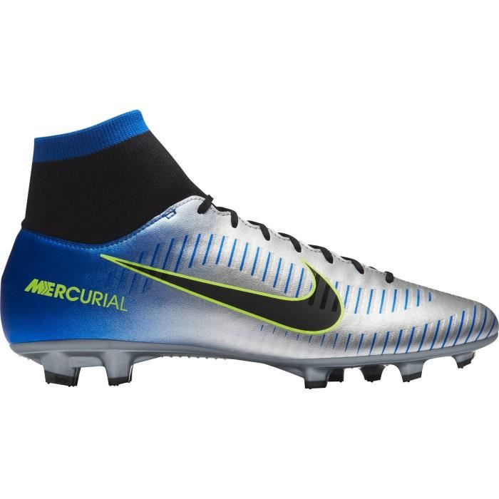 NIKE Chaussures de football Mercurial Victory VI DF NJR FG - Homme - Bleu