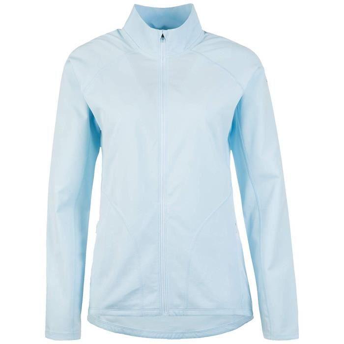 Under Armour 1326514-451 - COMMUTATEUR KVM - UA Storm Launch Graphic Jacket Veste Femme, Bleu, XS