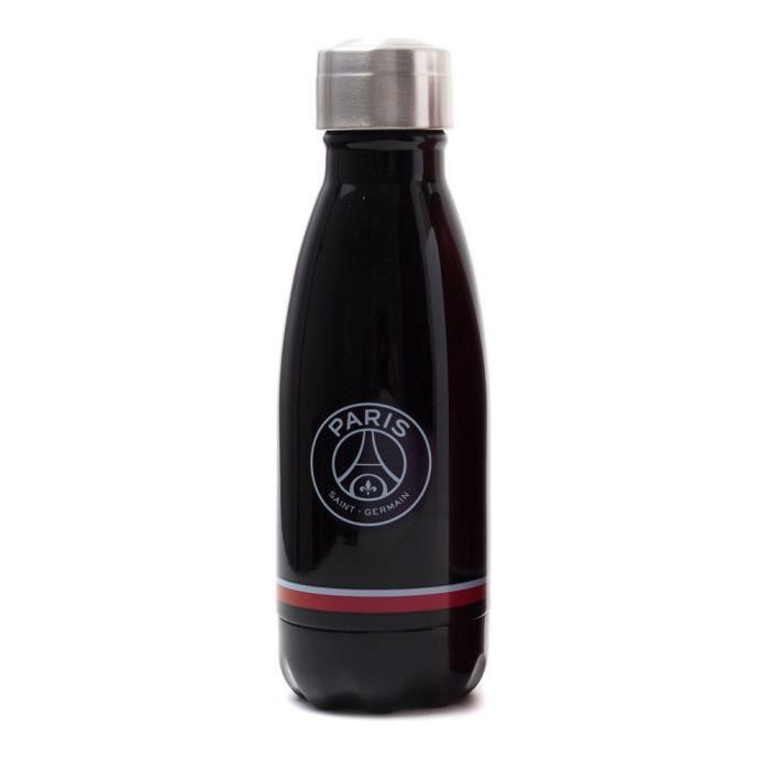 Bouteille isotherme Sport Noir 260 ml PSG