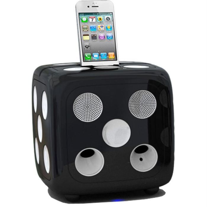 Object moved - Enceinte iphone ipad ...