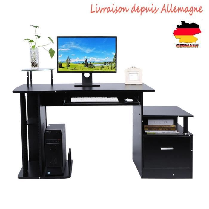 bureau avec etagere achat vente bureau avec etagere. Black Bedroom Furniture Sets. Home Design Ideas