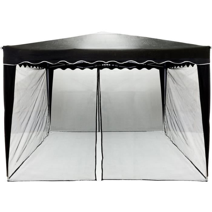 moustiquaire pour pavillon tonnelle gazebo parasol achat vente tonnelle barnum. Black Bedroom Furniture Sets. Home Design Ideas