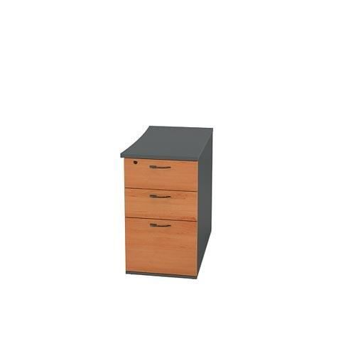 caisson hauteur de bureau profondeur 80 cm auln achat. Black Bedroom Furniture Sets. Home Design Ideas