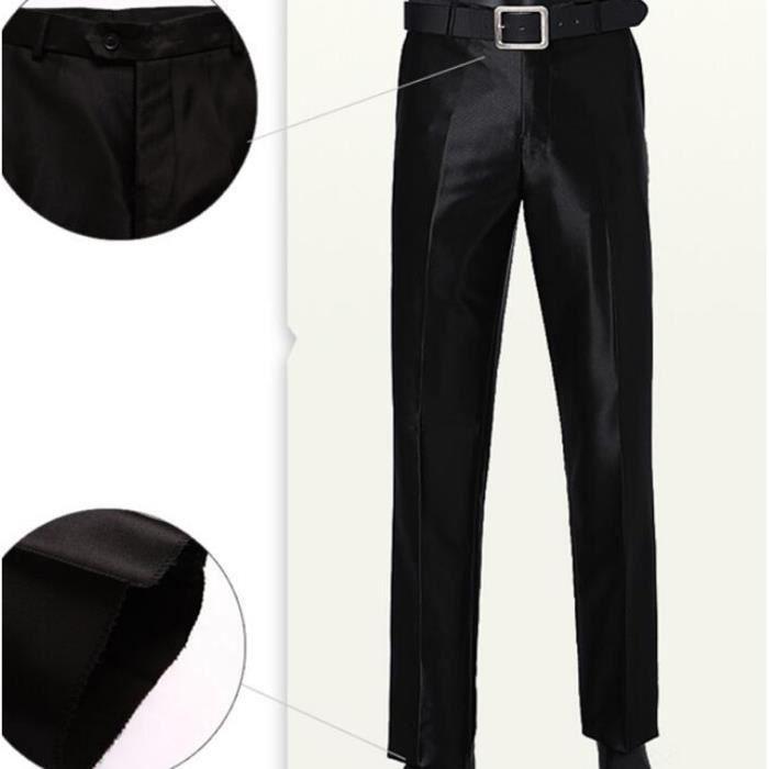 PANTALON pantalon de costume noire