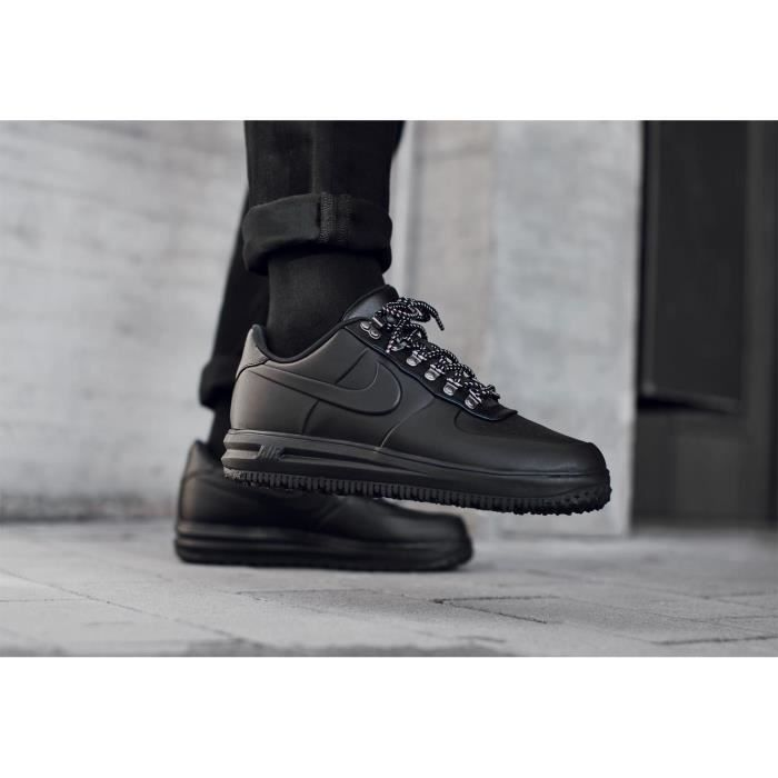 online store 9a69f 37825 BASKET Nike Lunar Force 1 Low Duckboot chaussures