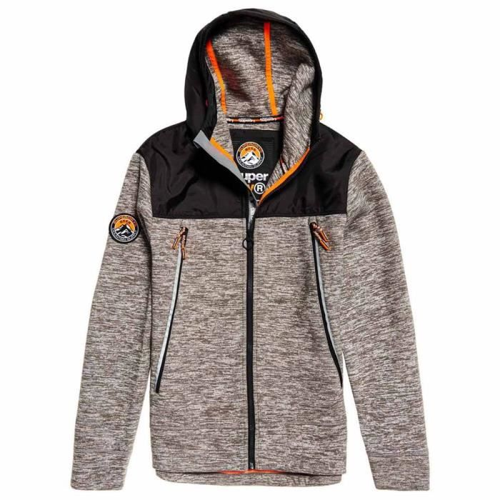 Vêtements Homme Vestes Superdry Mountain Tech