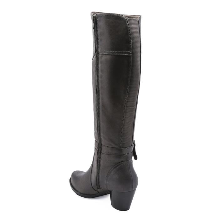 Bare Traps Womens Rhodes Almond Toe Knee High Fashion Boots SU97V Taille-37 1-2