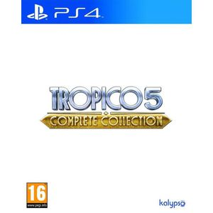 JEU PS4 Tropico 5 Complete Collection Jeu PS4