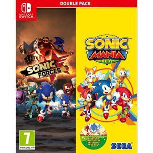 JEU NINTENDO SWITCH Sonic Double Pack Jeu Switch