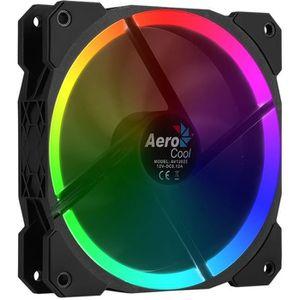 VENTILATION  AEROCOOL Ventilateur pour boitier PC Orbit RGB - 1
