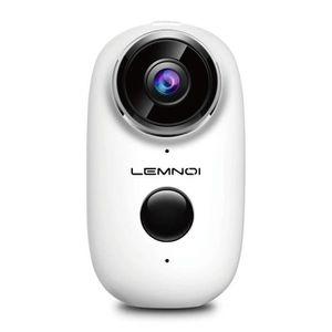 CAMÉRA IP Caméra de Surveillance Batterie Rechargeable, 720P