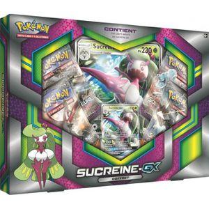 CARTE A COLLECTIONNER Pokémon - Coffret Sucreine GX - Français
