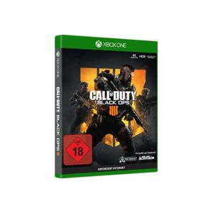 JEU XBOX ONE Call of Duty Black Ops 4 Xbox One allemand