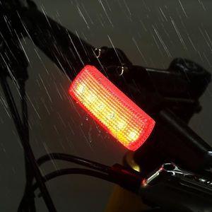 Nexelo Feu Arrière Lampe 2 DEL vélo imperméable