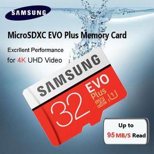 CARTE MÉMOIRE Carte Mémoire Micro SD 32 GB SAMSUNG  - M3544