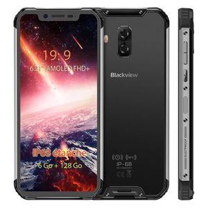 SMARTPHONE Blackview BV9600 Pro Smartphone 6Go+128Go Écran 6.