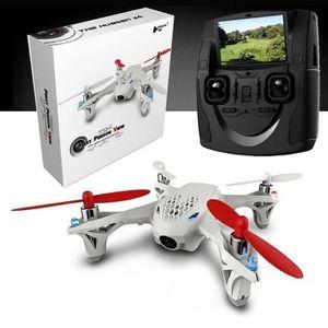 DRONE Drone Radiocommandé Caméra FPV Hubsan X4 - H107D -