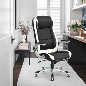 CHAISE DE BUREAU Chaise de bureau direction cuir Fauteuil de Gaming