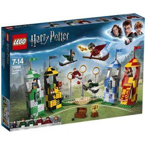 ASSEMBLAGE CONSTRUCTION LEGO® Harry Potterr™ 75956 Le match de Quidditch™
