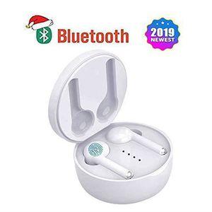 CASQUE - ÉCOUTEURS Maegoo Écouteurs sans Fil Bluetooth 5.0, in-Ear Éc