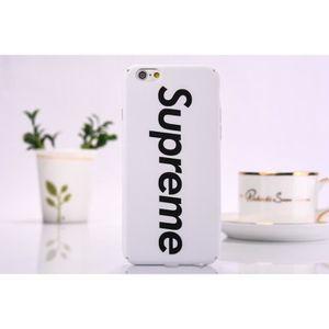 COQUE - BUMPER Coque iPhone 11,Supreme Blanc Antichoc Premium Coq