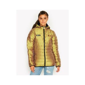 DOUDOUNE Doudoune Femme Ellesse Lexus Padded Jacket Or Coll