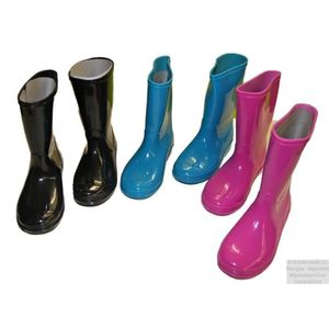 chaussures fille bottes de pluie achat vente. Black Bedroom Furniture Sets. Home Design Ideas