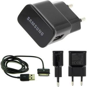 CHARGEUR TÉLÉPHONE Chargeur Secteur 2A Pour SAMSUNG Tablette Galaxy N