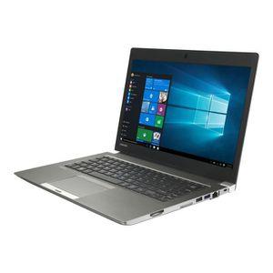 ORDINATEUR PORTABLE Toshiba Portégé Z30-C-16K Core i5 6200U - 2.3 GHz