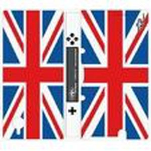 HOUSSE DE TRANSPORT Coque 3D Nintendo DSi UK Flag