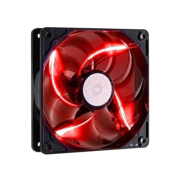 Cooler Master SickleFlow 120, Boitier PC, Ventilateur, 12 cm, 2000 tr-min, 19 dB, 69,69 cfm