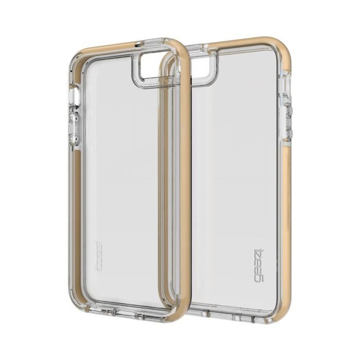 GEAR4 D3O Piccadilly for iPhone 5 - 5S - SE Gold