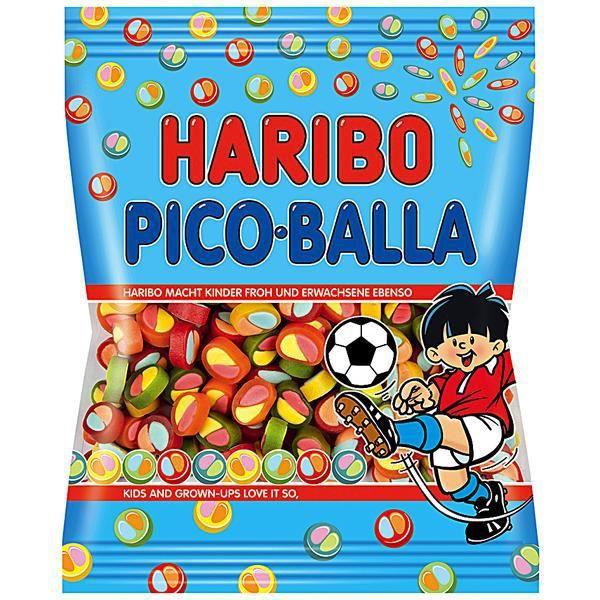 Haribo Pico Balla 6 sacs de 175g
