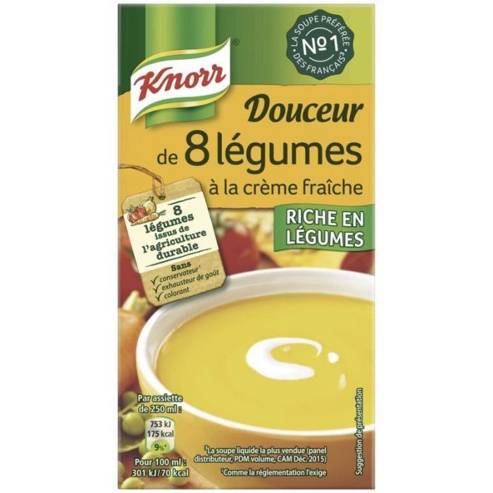 Douceur de 8 Légumes 50 cl Knorr