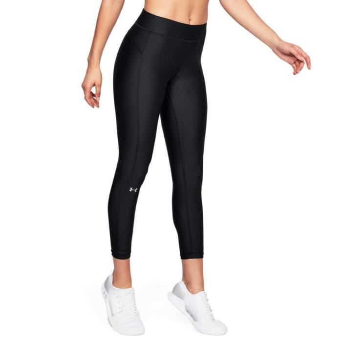 Under Armour Femmes Heatgear Ankle Crops Leggings De Sport Fitness