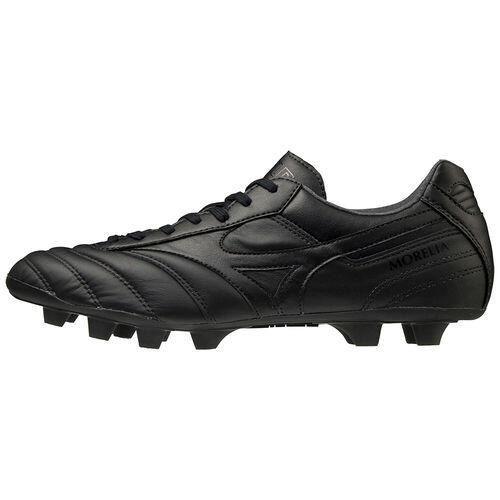 Chaussures de football Mizuno Morelia elite - noir/noir - 44