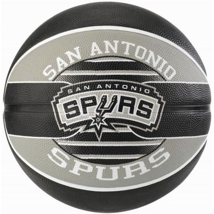 SPALDING Ballon de basket NBA SA Spurs