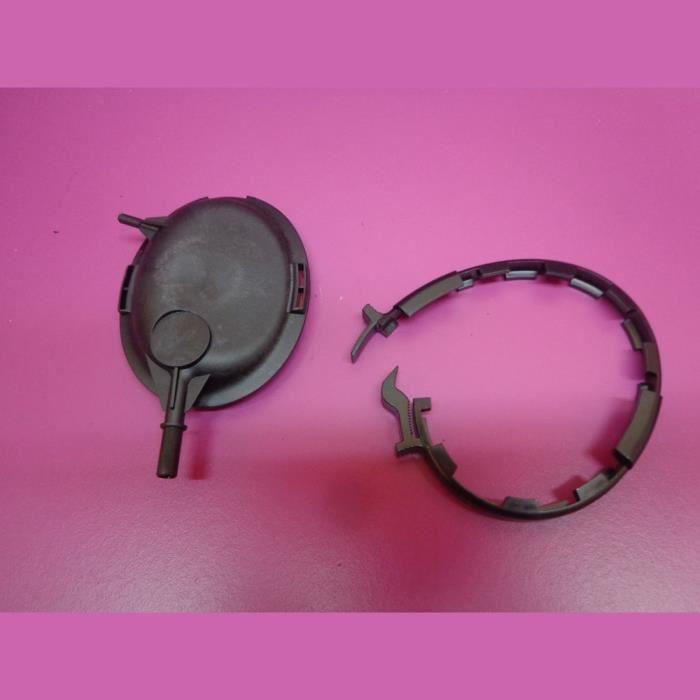 Kit complet - couvercle + collier pour filtre à gasoil Citroen Jumpy 1.9 D (DW8)