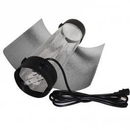 Cool tube cablé - 150 mm avec reflecteur et douille E40 0,000000