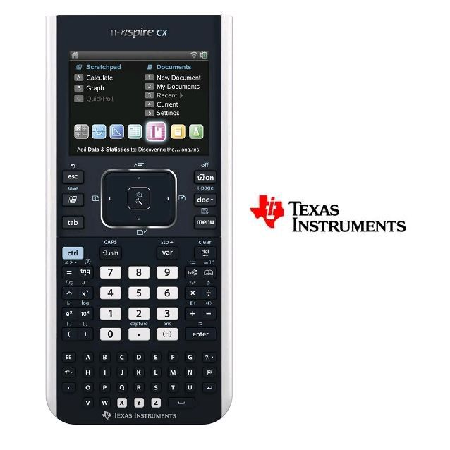 Texas Instruments TI-Nspire CX Calculatrice