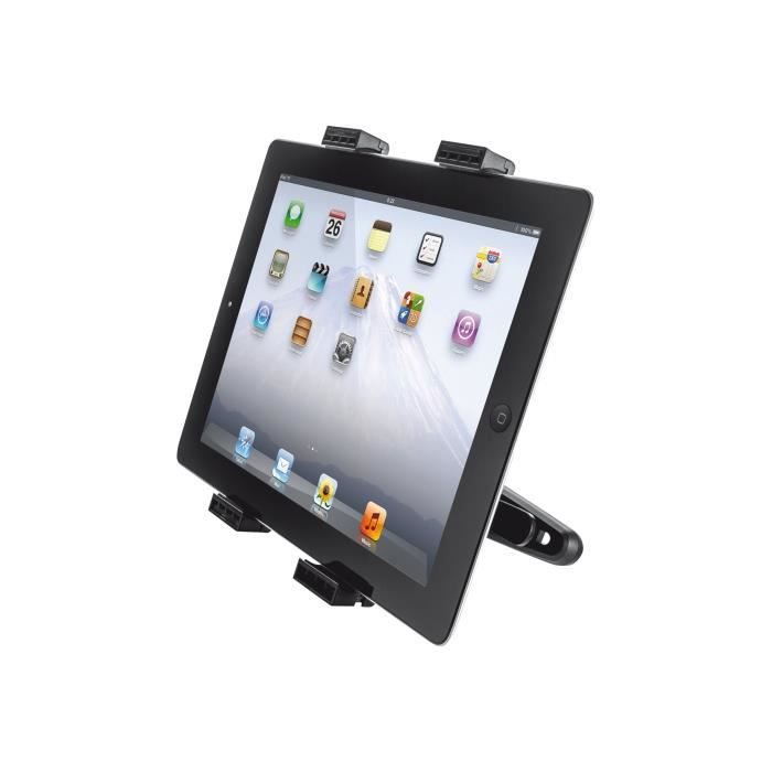 Trust Universal Car Headrest Holder for tablets Fixation pour appui-tête