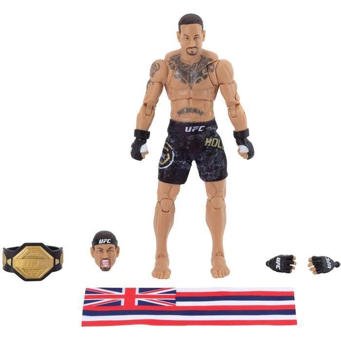 UFC Ultimate Series Max Holloway Figurine collector édition limitée 15,2 cm ZKMULTIMEDIA