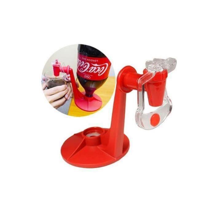ZF04371-bouteille distributeur 1pcs Soda propre distributeur cola boisson boissons Gadgets de cuisine Distributeurs de boissons