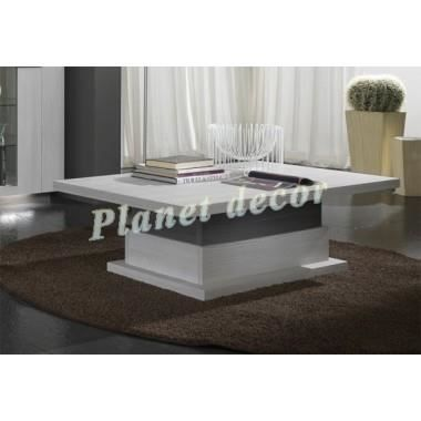 Table basse salon modele master achat vente table for Modele meuble salon