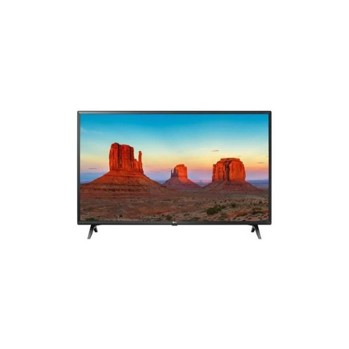Téléviseur LED LG 43UK6300PLB TV LED LCD 4K UHD 108 cm Active HDR
